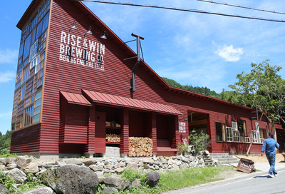RISE&WIN Brewing Co.BBQ&General Storeの画像